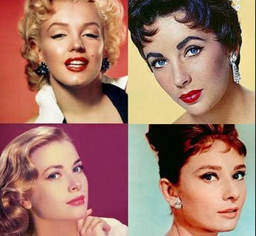 唇膏的历史在1950年代
