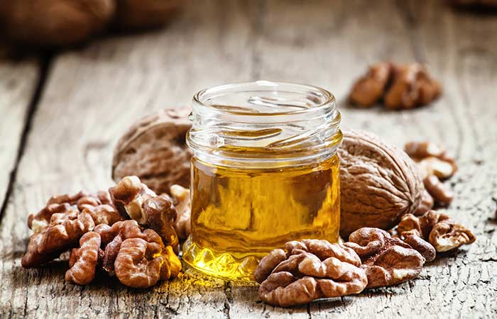 23. Walnut Oil