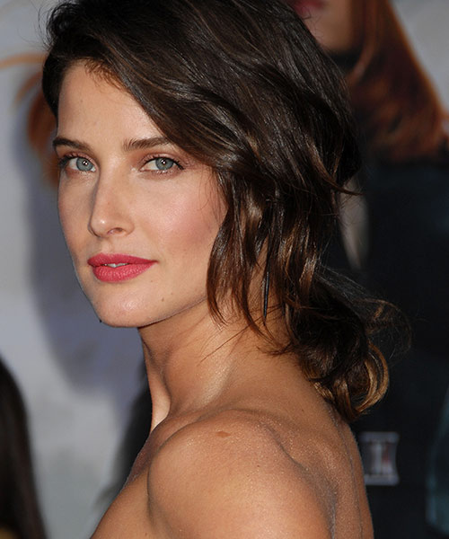 26. Cobie Smulders With World's Most Beautiful Eyes