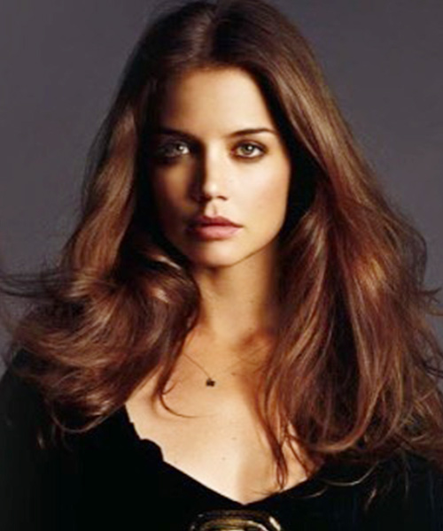 27. Katie Holmes With Most Beautiful Eyes
