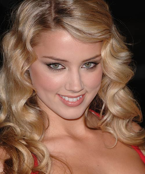 3. Amber Heard - Famous Celebrity With The Most Beautiful Eyes In The World