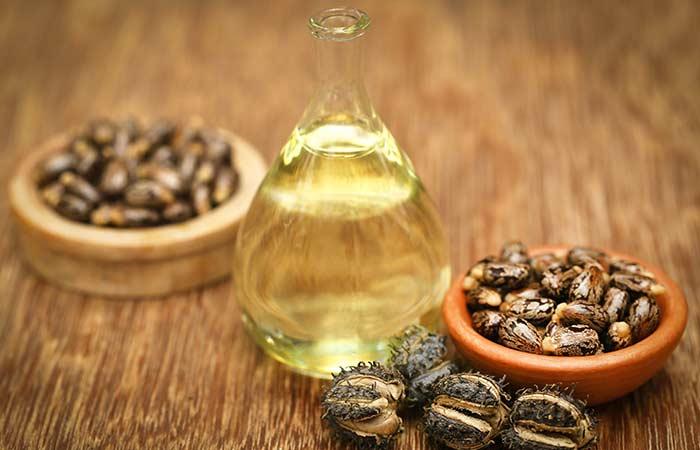 5. Castor Oil