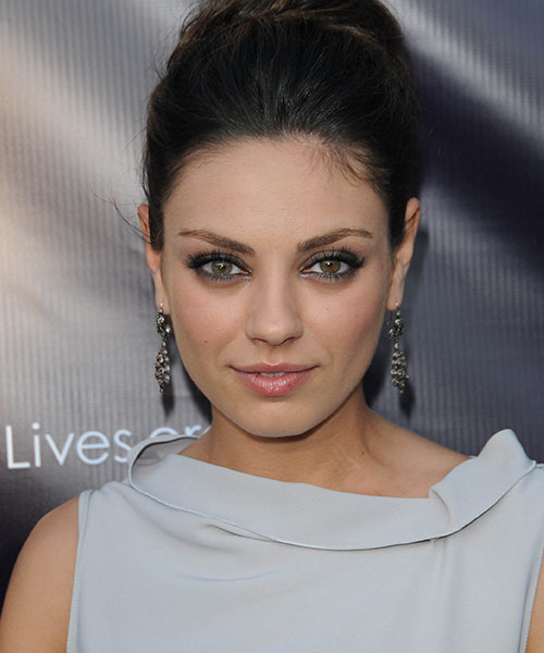 5. Mila Kunis - Famous Celebrity With The Most Beautiful Eyes In The World