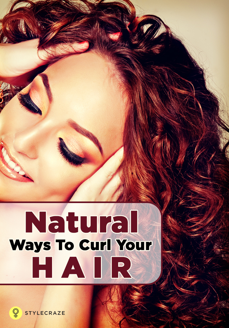 best way to style your hair ways to curl your hair best way to get curly hair 7843