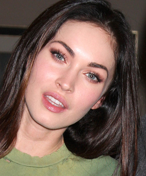 8. Megan Fox - Famous Celebrity With The Most Beautiful Eyes In The World