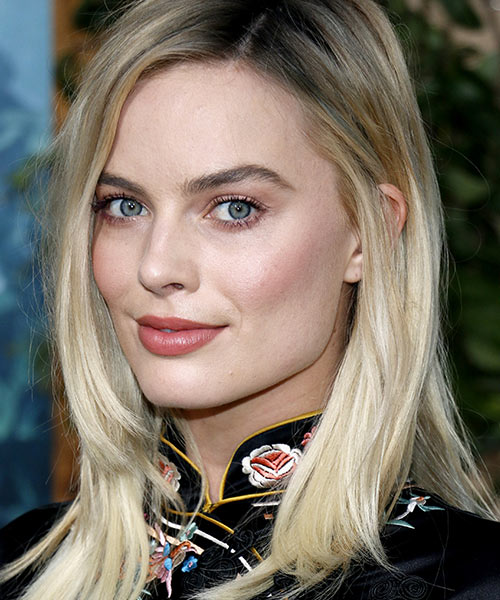 9. Margot Robbie - Famous Celebrity With The Most Beautiful Eyes In The World
