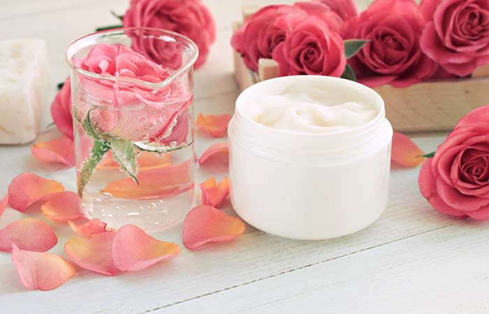 DIY Rose Water - For Extra Moisturization