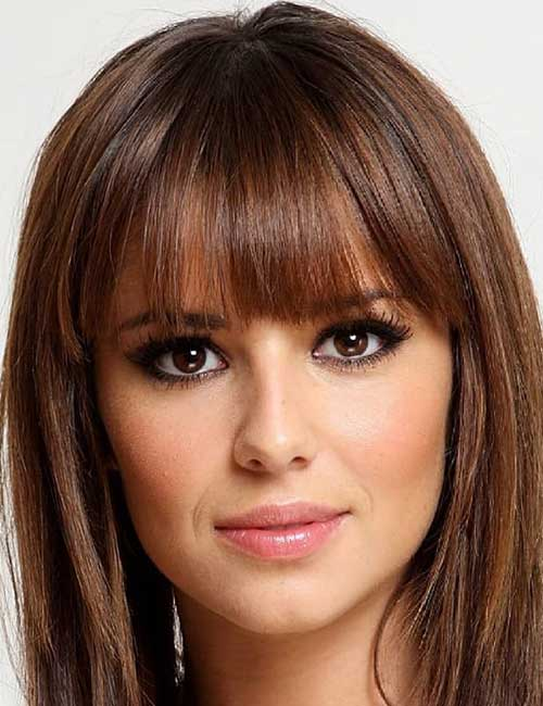 Best Hairstyle For Long Heart Shaped Face Hairstyles
