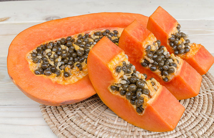 Papaya-For-Blemishes