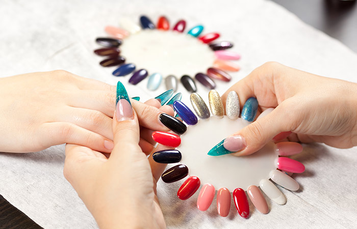 How To Apply Acrylic Nails? - Step 10: Finishing Touches