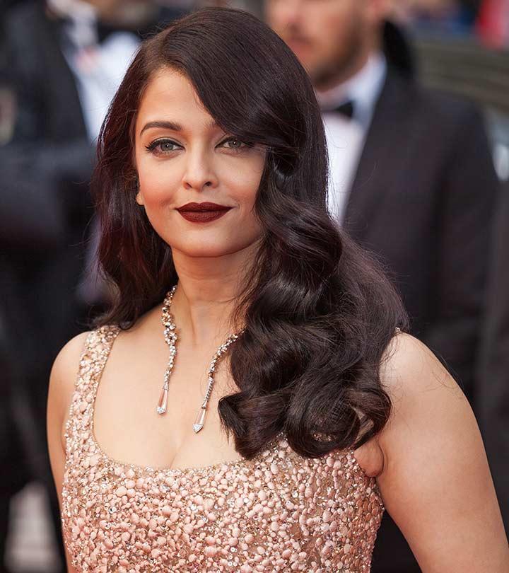 Top 10 Aishwarya Rai Hairstyles Through The Years