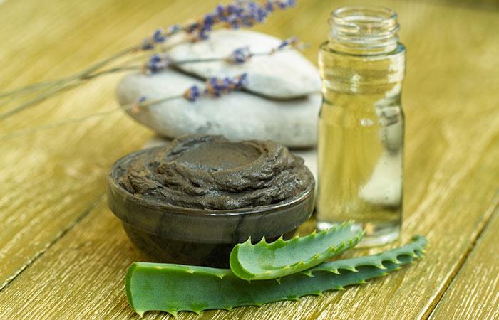 Aloe Vera And Lavender