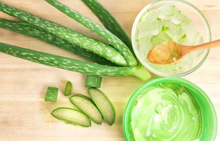 How To Get Rid OF Acne Scars - Aloe Vera