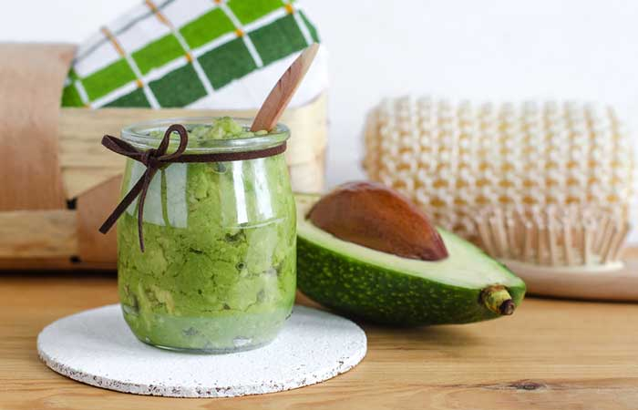 How To Get Rid OF Acne Scars - Avocado Face Mask