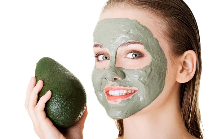 Avocado Mud Mask