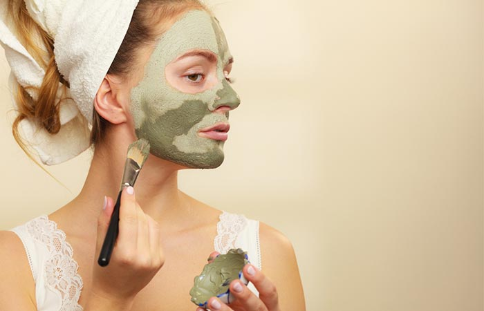 Clay Or Mud Mask Recipe For Acne