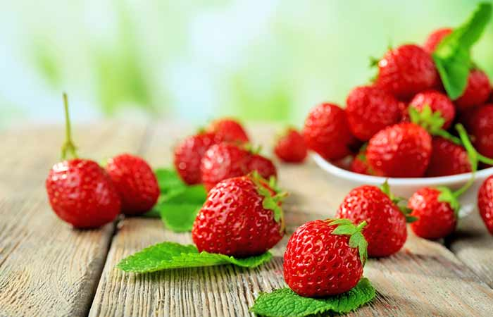 Image result for Berries: Perfect for a glowing skin