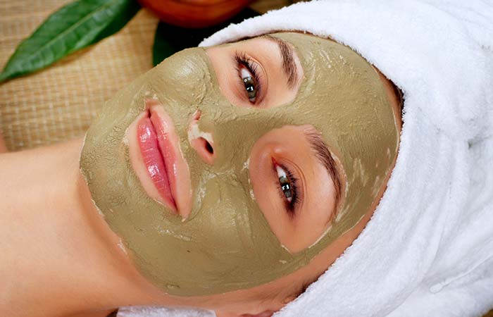 Deep Cleansing Mud Mask