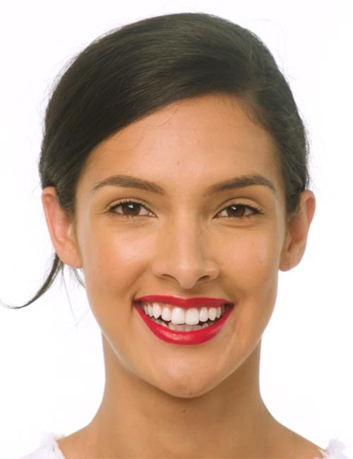 How To Apply Lip Liner - Here's the final look!
