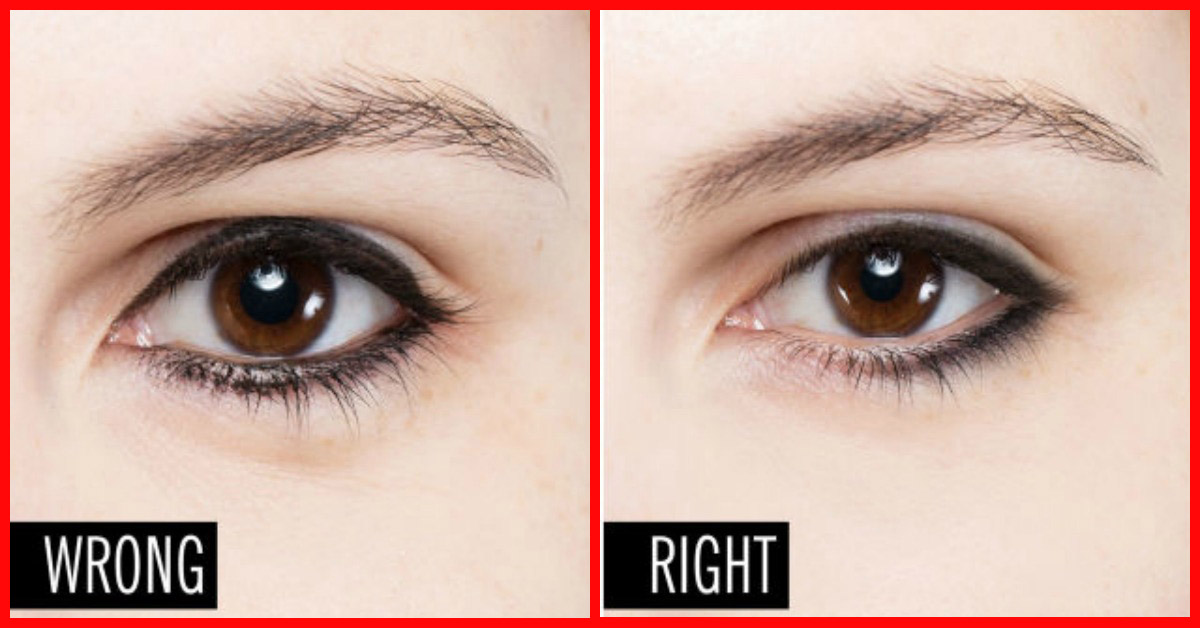 Eye Makeup Tricks To Make Small Eyes Look Bigger and More