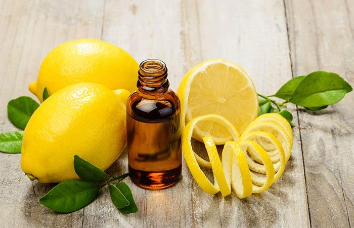Lemon Peel Oil