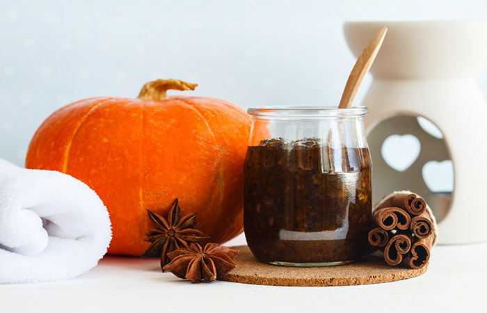 Pumpkin Seed Oil And Honey
