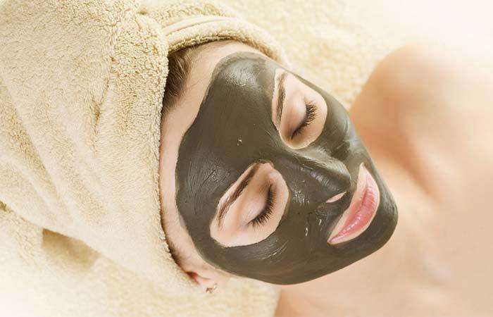 Tea Tree Oil Mud Mask