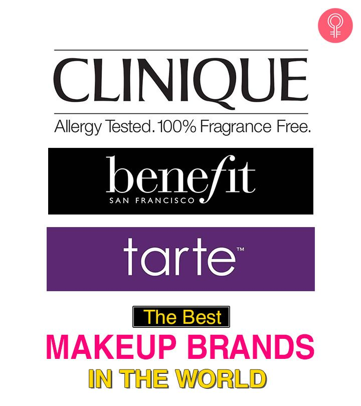 The Best Makeup Brands In The World