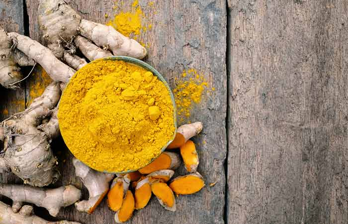 How To Get Rid OF Acne Scars - Turmeric