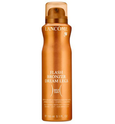 lancome flash bronzer dream legs