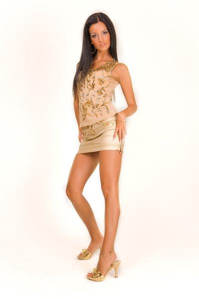 miniskirt girl