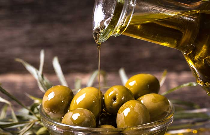 Skin Infection Treatments - Olive Oil