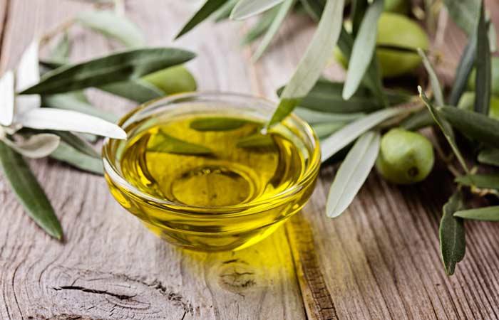 8. Olive Oil