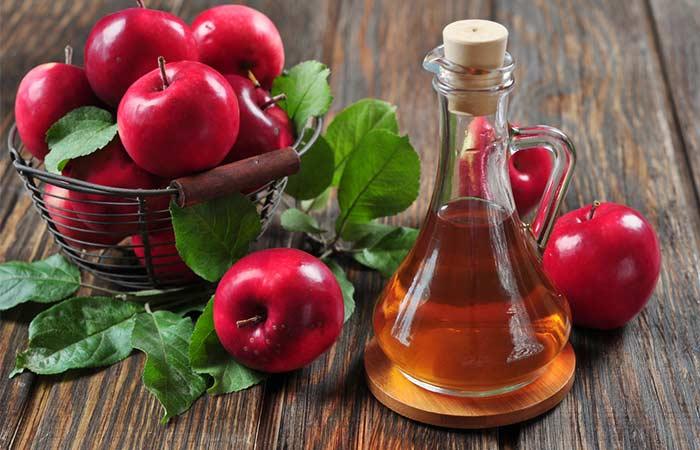 Apple Cider Vinegar - Fungal Skin Infection