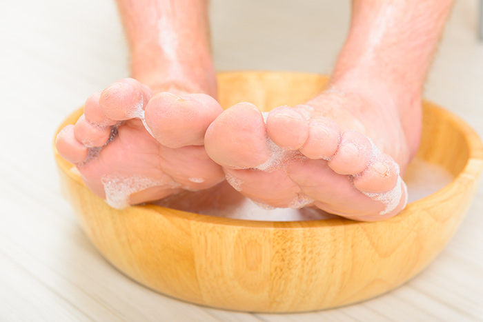 Make Your Feet Soft With The Daily Cleaning Regime
