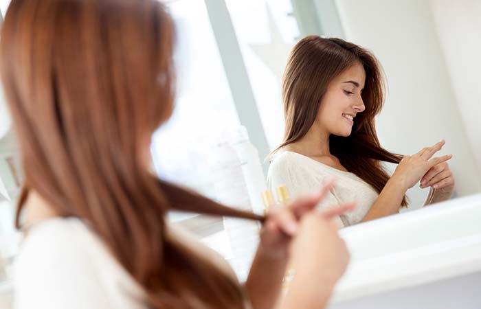 Hair Sliding Method