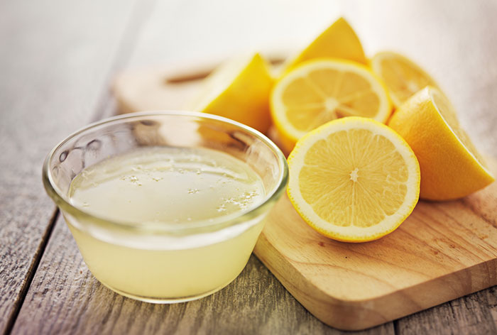 Lemon Juice for health