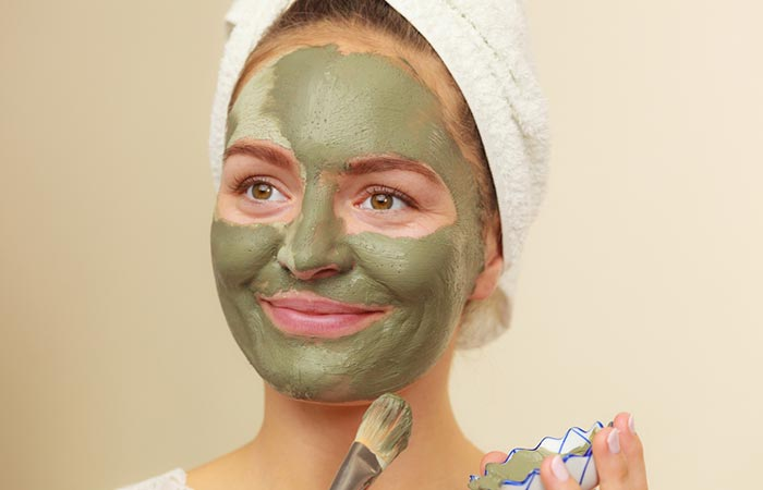 Benefits Of Mint Leaves For Acne - Mint And Clay Face Pack
