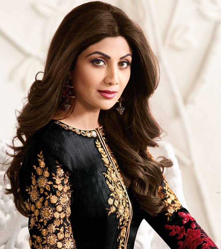 Shilpa Shetty's Makeup And Beauty Secrets Revealed