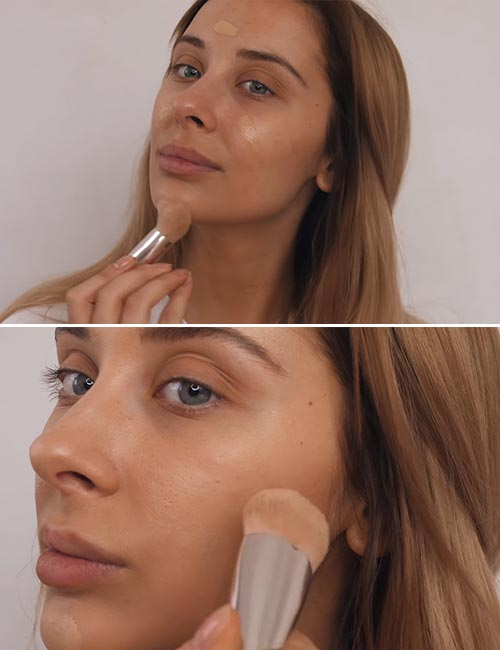 Step 3 Apply Your Foundation