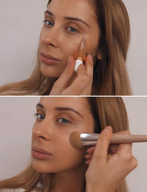 Step 4 Highlight Your Face