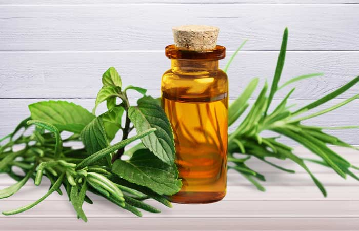 Tea Tree Oil - Fungal Skin Infection
