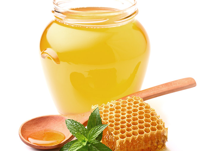 Make Your Feet Soft with Honey