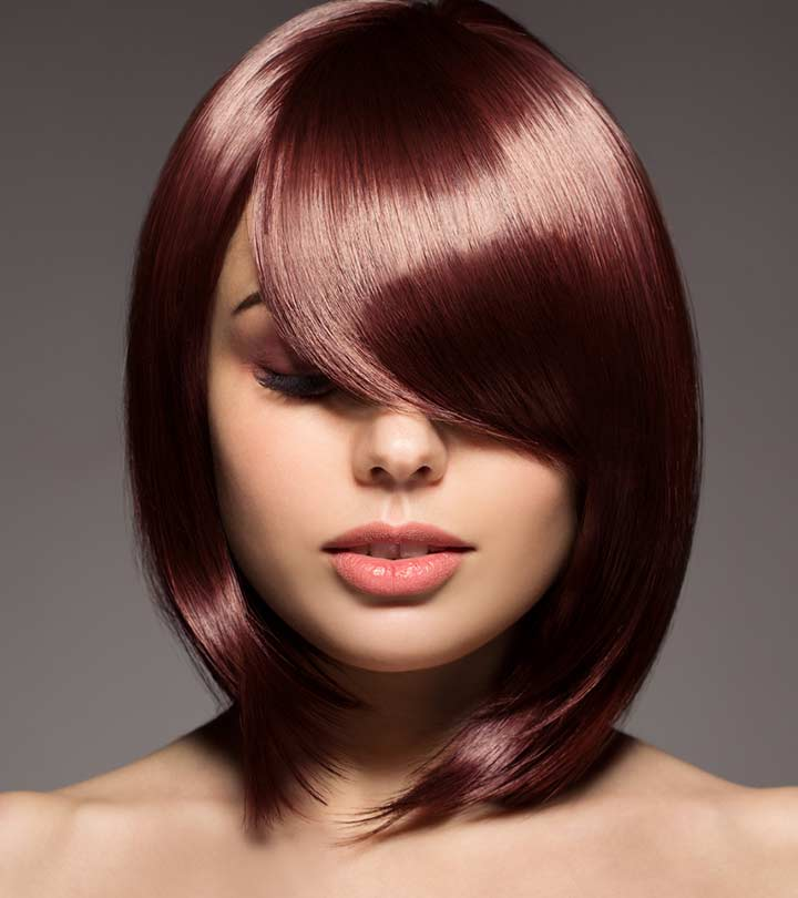 How To Get Mirror Shiny Hair Easily