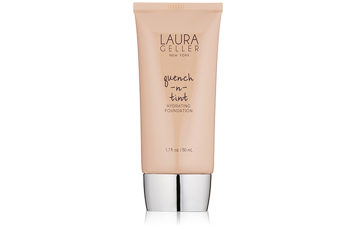 Best Foundations For Dry Skin - Laura Geller Quench-N-Tint Hydrating Foundation