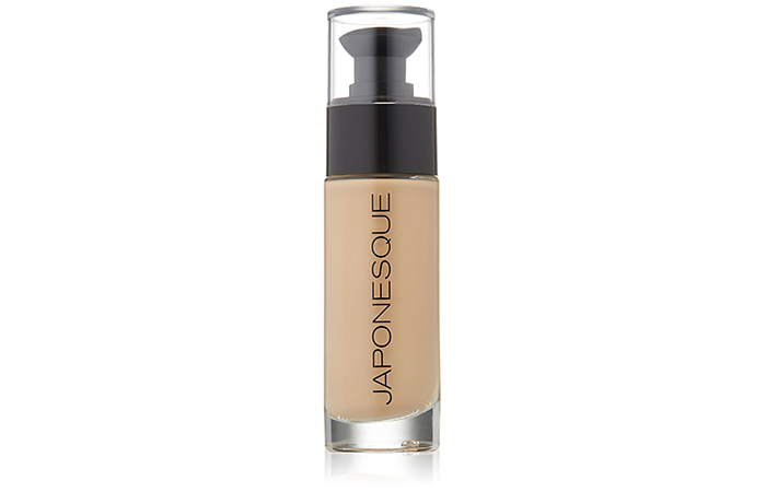 Foundations For Dry Skin - Japonesque Luminous Foundation