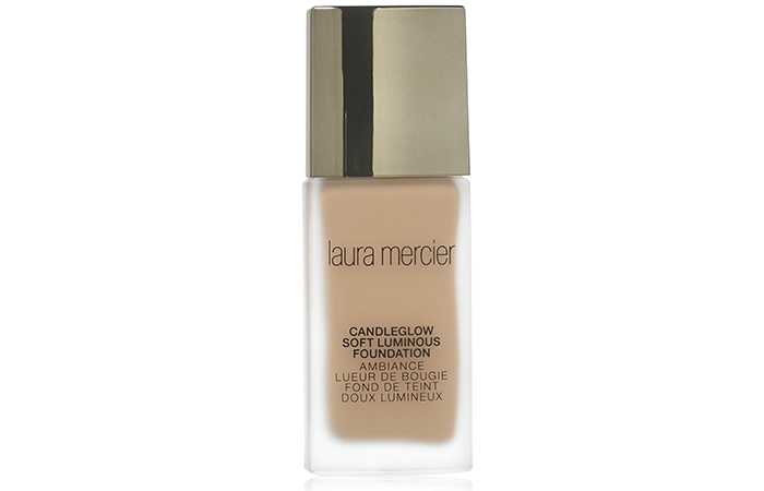 Best Foundations For Dry Skin - Laura Mercier Candleglow Soft Luminous Foundation