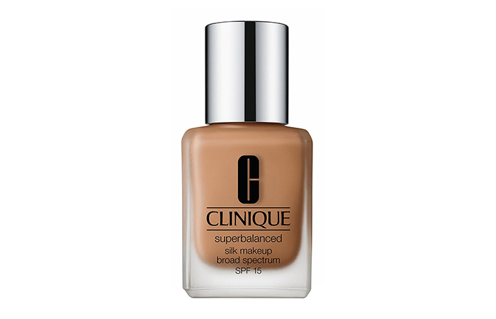 Foundations For Dry Skin - Clinique Superbalanced Silk Makeup Broad Spectrum SPF 15