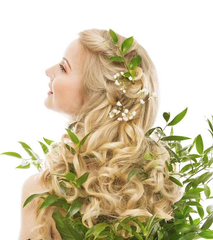 20 Herbs For Hair Loss Treatment