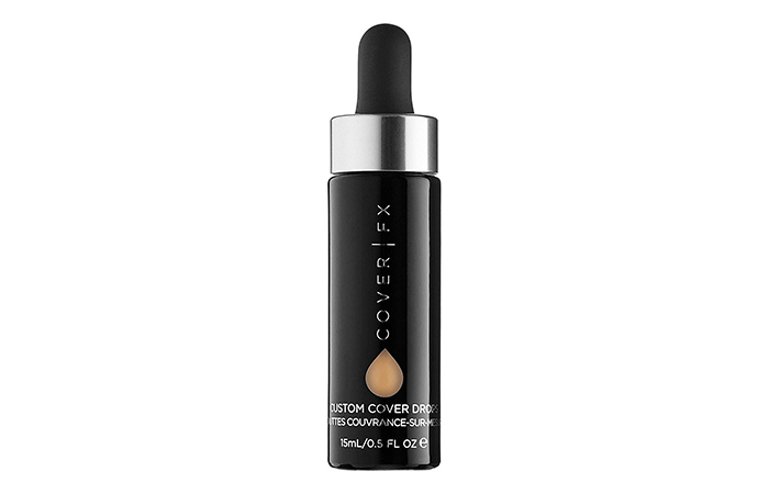 Best Foundations For Dry Skin - Cover FX Custom Cover Drops